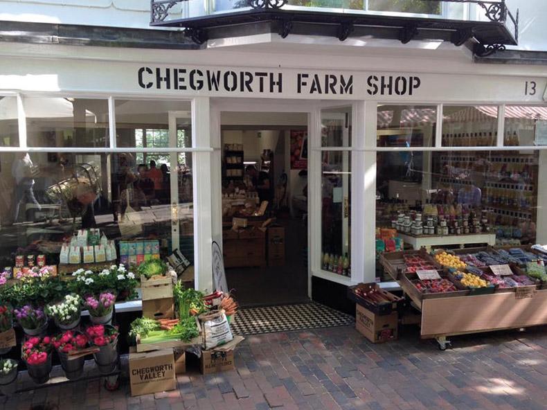 Chegworth Farm: Local Produce - What's in Season?