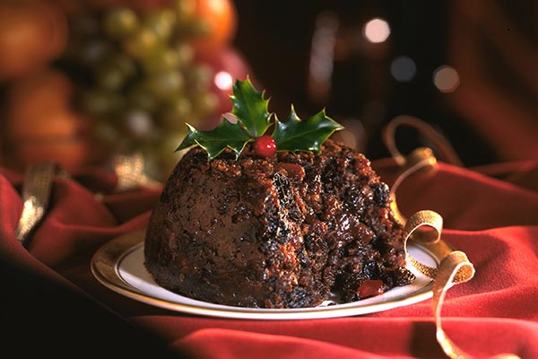 Christmas Recipes Christmas Pudding