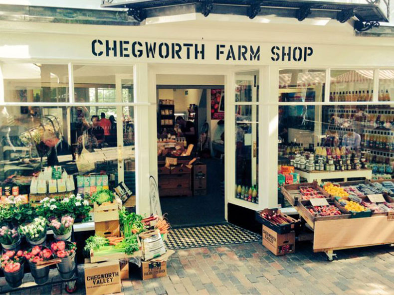 Chegworth Shop