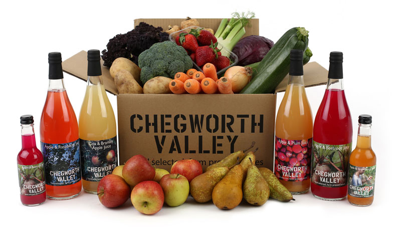 Food Festival Chegworth Hamper