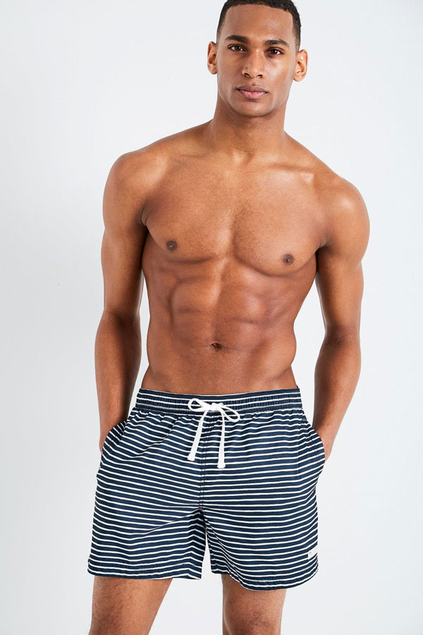 Swimwear Branwell Stripe Swim Trunks