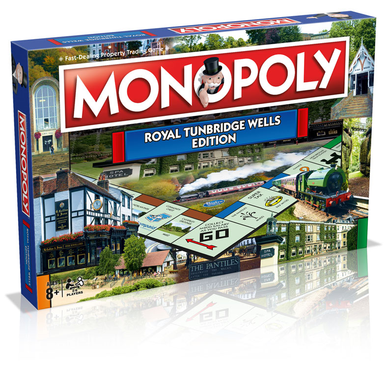 Royal Tunbridge Wells Monopoly